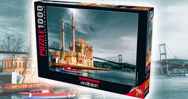 Anatolian Puzzle 1000 Pieces Puzzles Ii Puzzle Factory