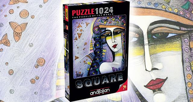 Puzzle 1024 pcs Anatolian Marylin