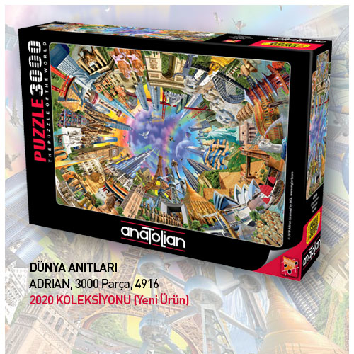 Anatolian Puzzle Puzzle Factory Of The World By Perregroup Turkey