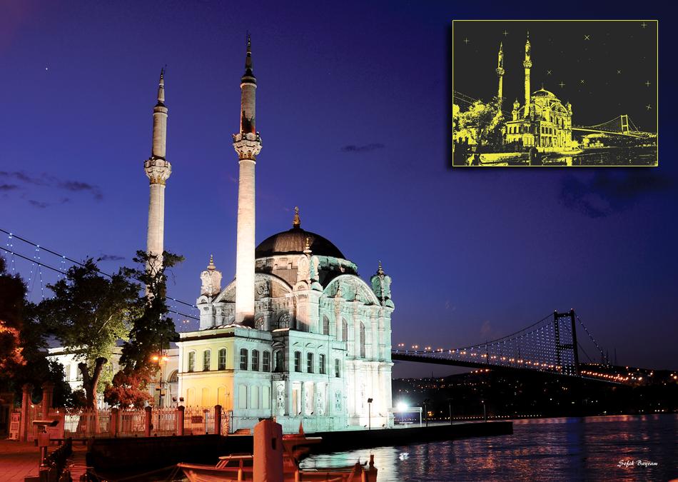 Anatolian 1000Piece Jigsaw Puzzle Bosporus Straits Perre Group Turkey